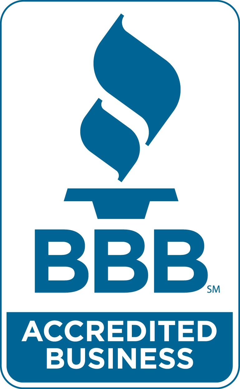 Click here to see our BBB profile.